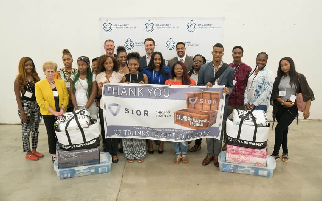 SIOR Chicago Supports Scholarship Charity for College Bound Students