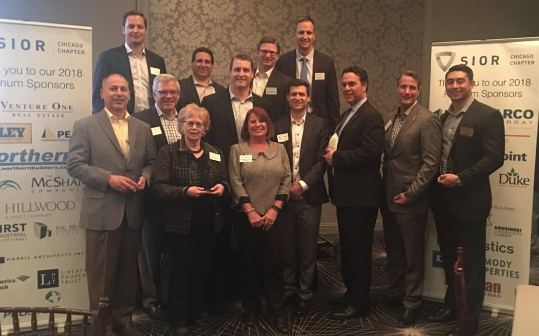 SIOR Chicago chapter announces 16th annual chapter awards