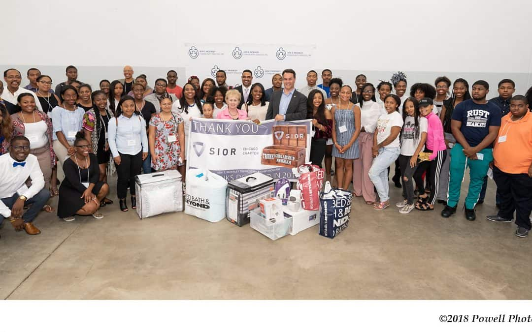 Chicago SIOR Supports Trunk Scholarships for 8th Year