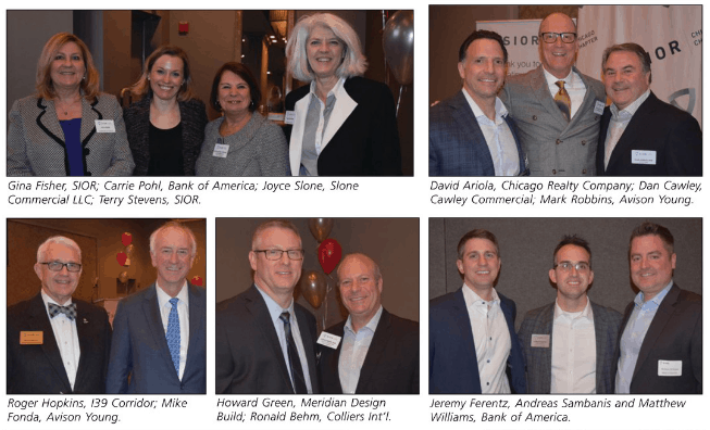 Latest Photos from SIOR Chicago's 17th annual Transaction Awards