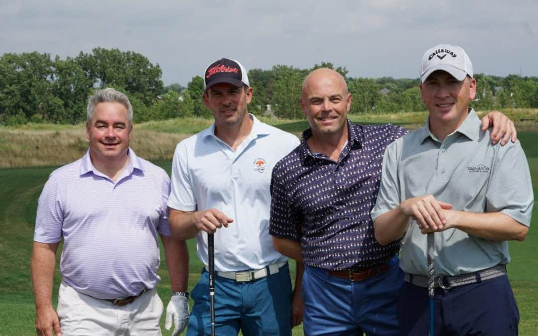 SIOR Chicago hosts annual golf outing