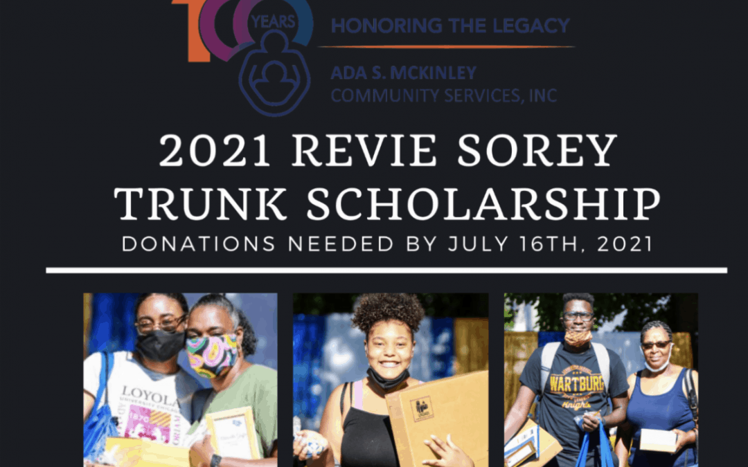 SIOR Chicago Chapter Calls for Donations to the Revie Sorey Trunk Scholarship Program